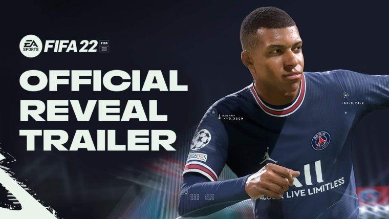 FIFA 22 ilk videosu yayımlandı