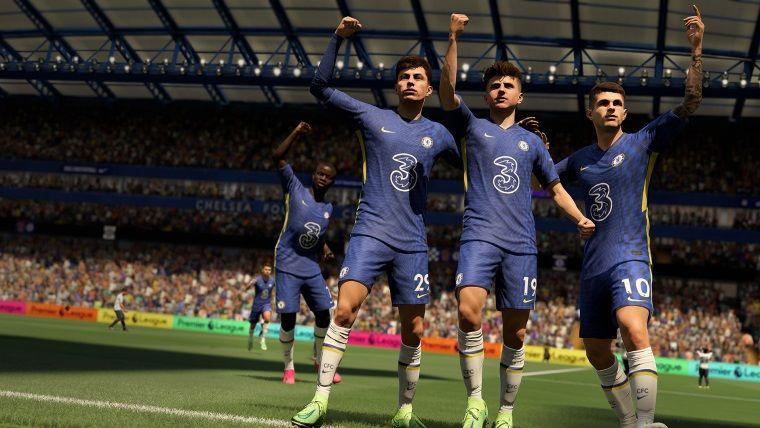 FIFA 22'den yeni bir 'oyuncu puanları' fragmanı geldi