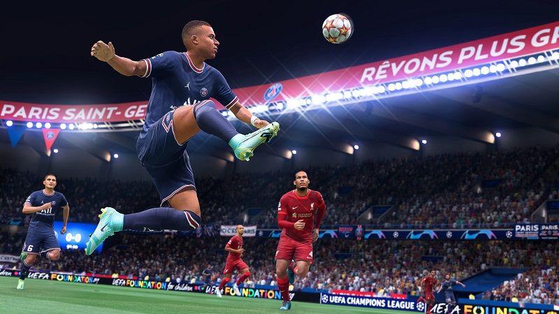 FIFA 22'den ilk oynanış fragmanı ve yeni detaylar geldi