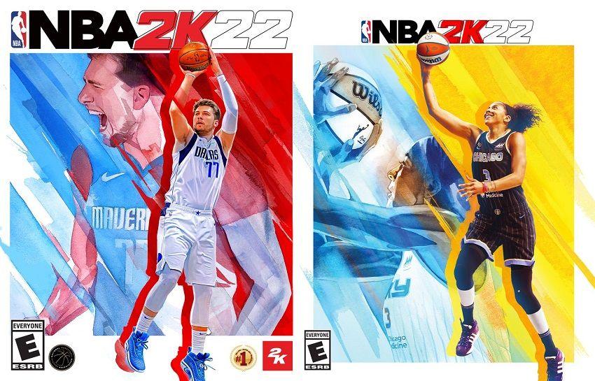 NBA 2K22 duyuruldu. Kapak yıldızları belli oldu