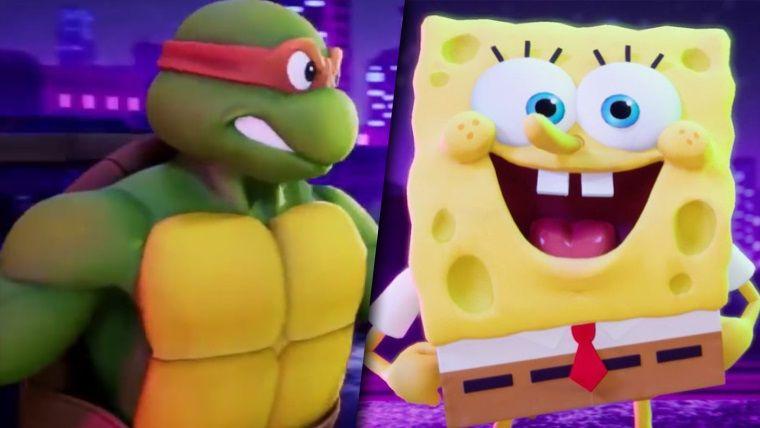 Nickelodeon All-Star Brawl duyuruldu