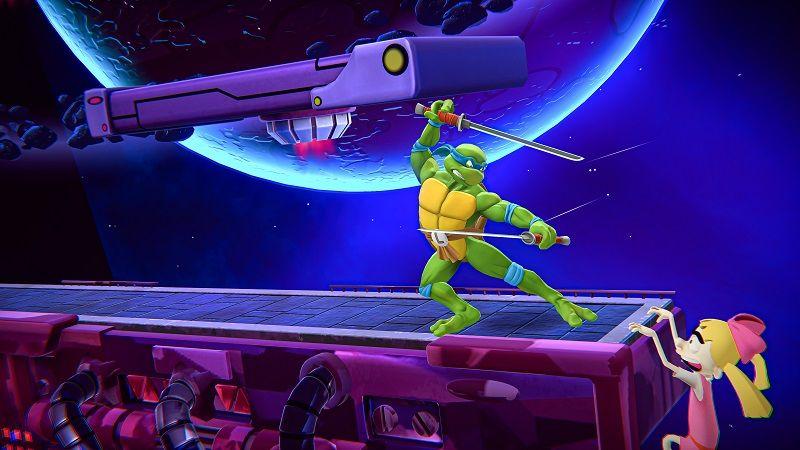Nickelodeon All Star Brawl'dan oynanış videosu geldi