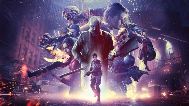 Resident Evil Re:Verse çıkışına günler kala 2022 yılına ertelendi