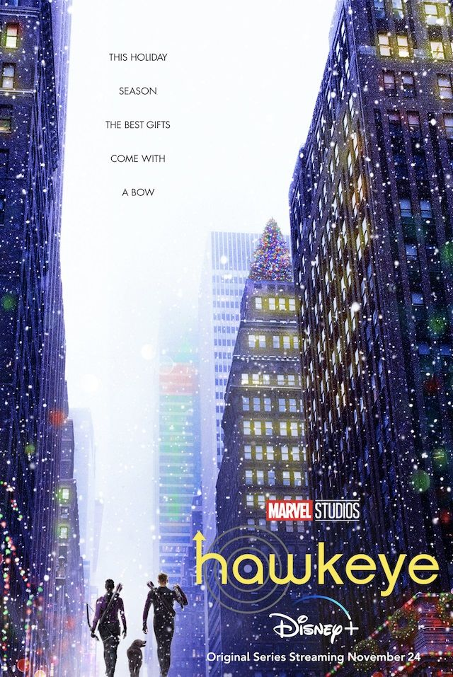 Hawkeye dizisi için ilk fragman geldi