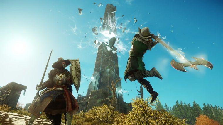 Amazon'un yeni oyunu New World, üçüncü defa ertelendi