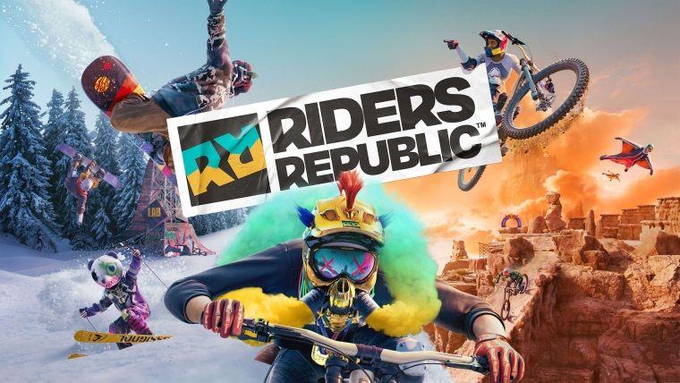 Riders Republic açık betası duyuruldu