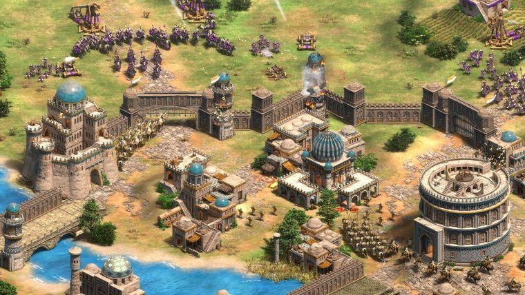 Age of Empires mobil oyunu Return to Empire ortaya çıktı