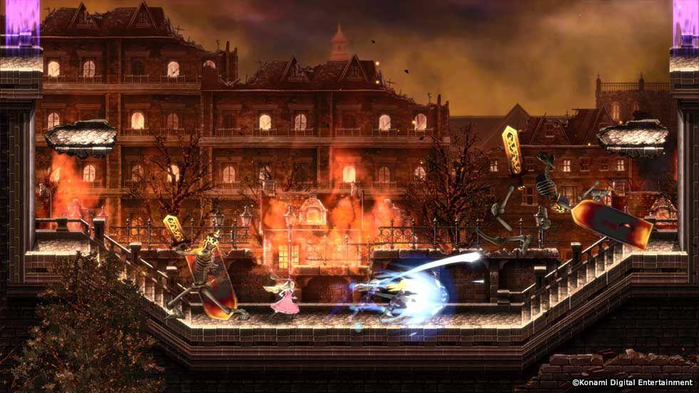 Castlevania: Grimoire of Souls Apple Arcade için duyuruldu