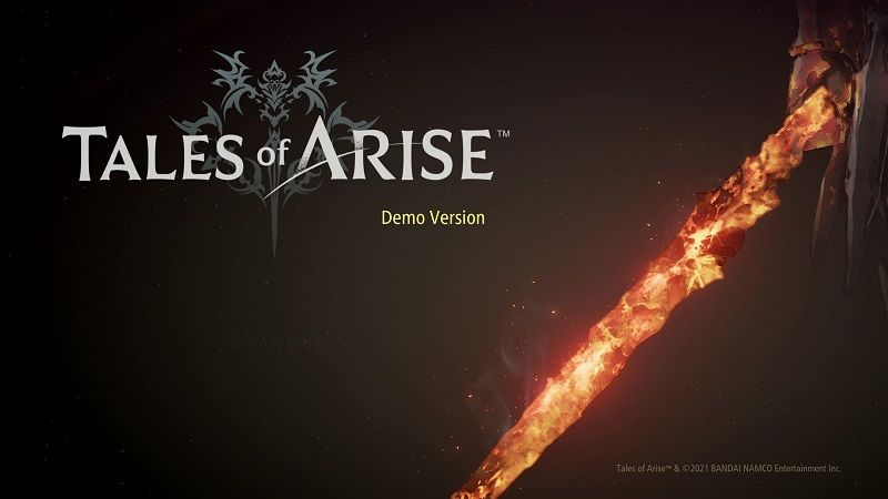 Tales of Arise ön inceleme