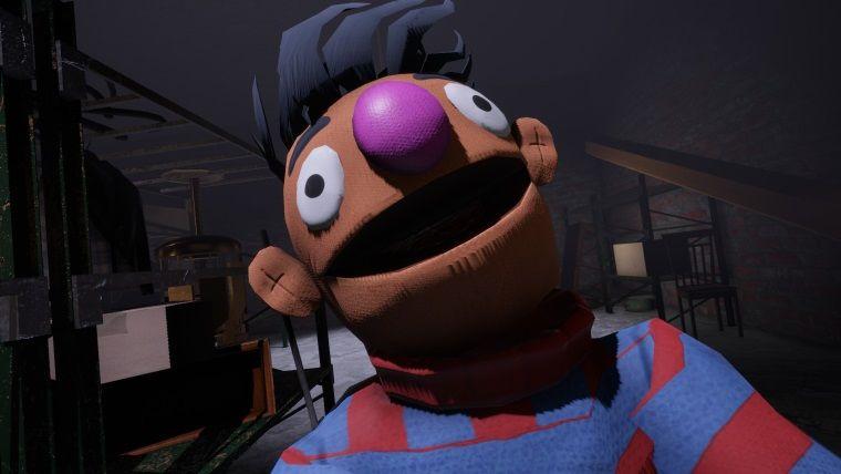 My Friendly Neighborhood, Elmo'nun dünyasını cehenneme çevirecek