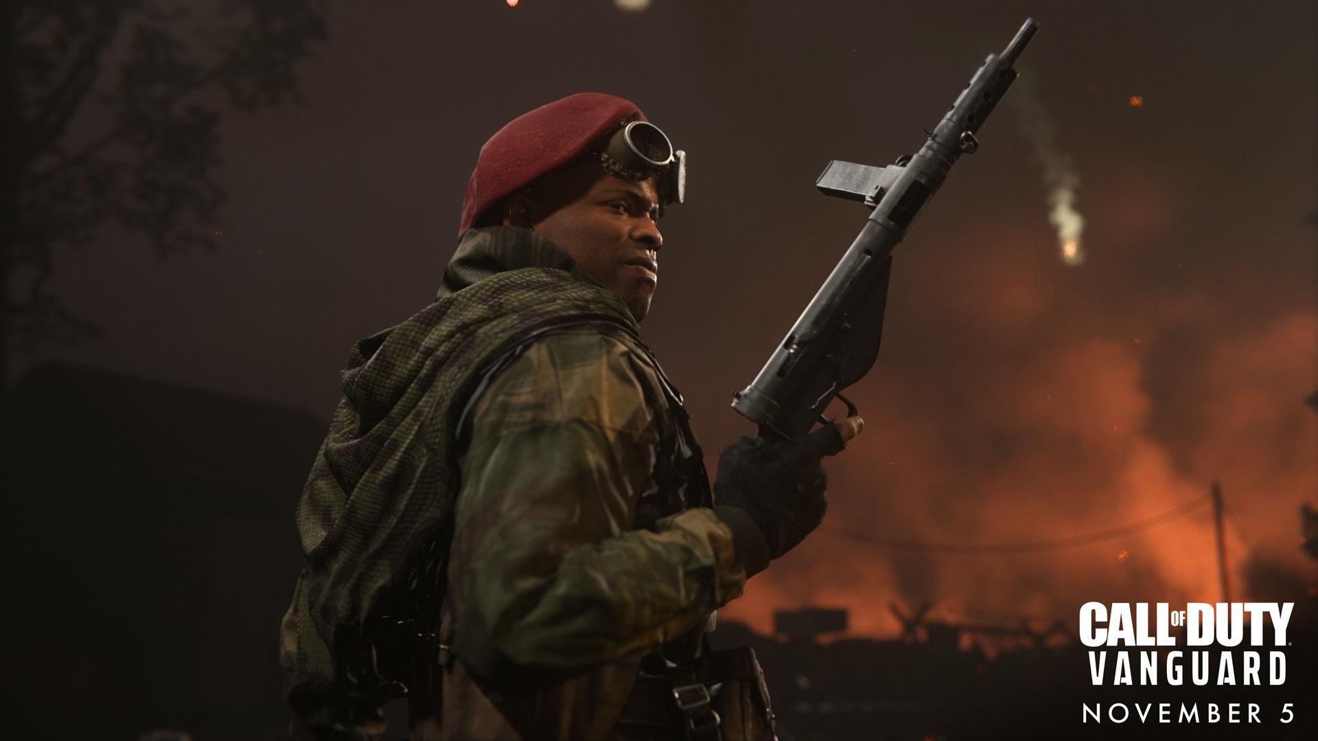 Call of Duty: Vanguard multiplayer videosu yayınlandı