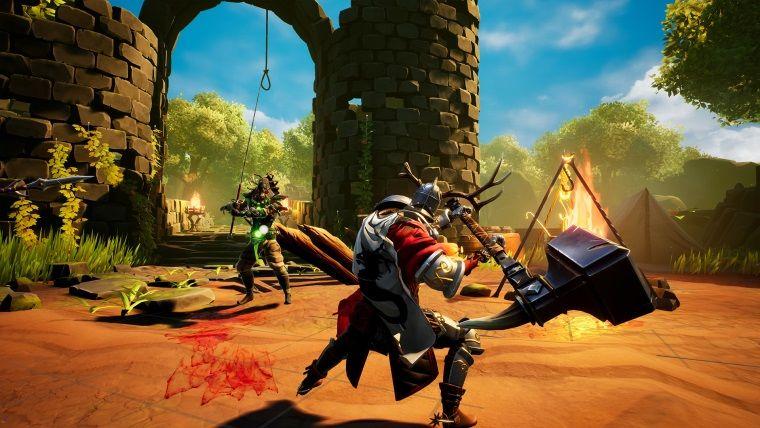 505 Games'in yeni oyunu Stray Blade duyuruldu
