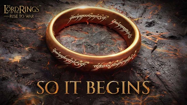 The Lord of the Rings: Rise to War Eylül'de çıkacak