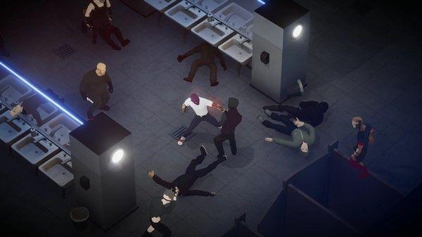 John Wick'i kıskandıracak oyun Midnight Fight Express duyuruldu