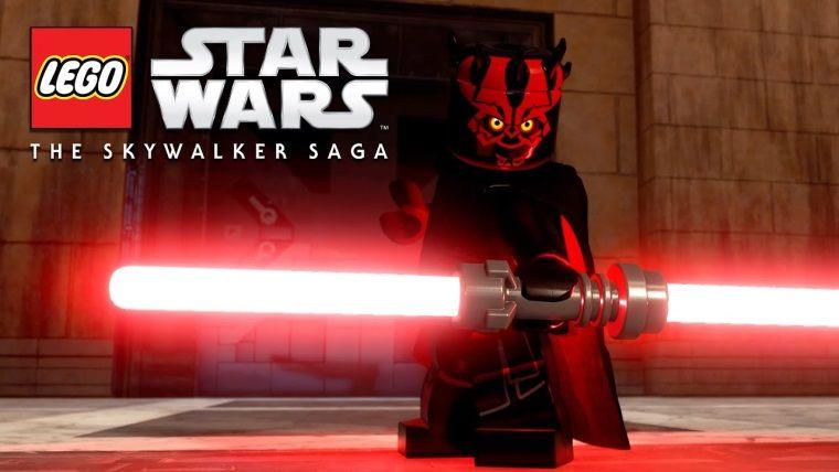 LEGO Star Wars: The Skywalker Saga videosu yayınlandı