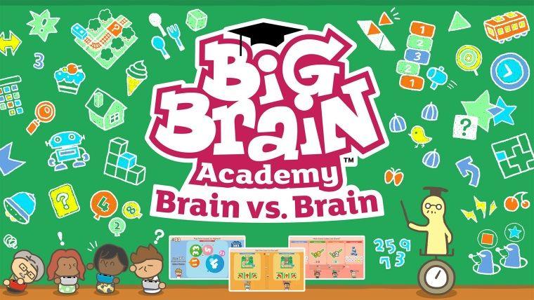 Big Brain Academy: Brain vs. Brain, 3 Aralık'ta çıkıyor