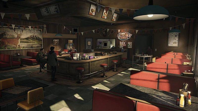 Alan Wake Remastered'tan ekran görüntüleri sızdırıldı