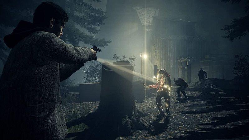 Alan Wake Remastered ekran görüntüleri sızdırıldı