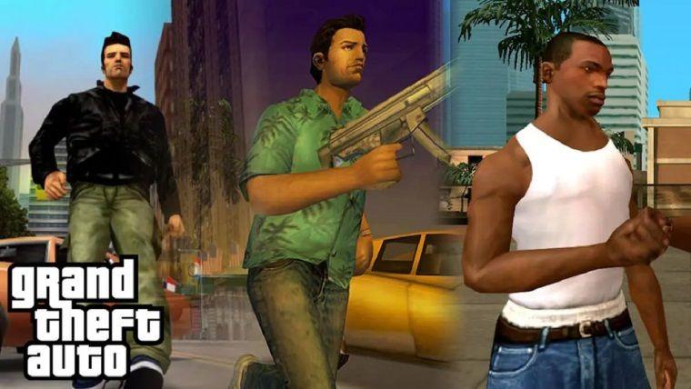Orijinal GTA üçlemesi tarihe karışıyor