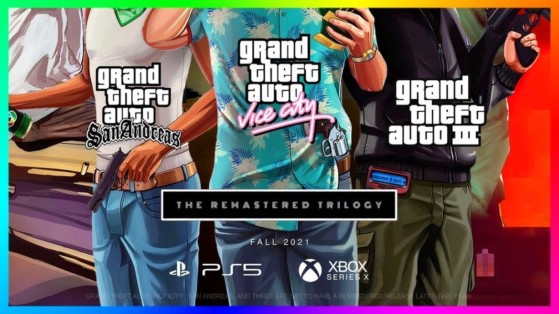 GTA üçlemesi