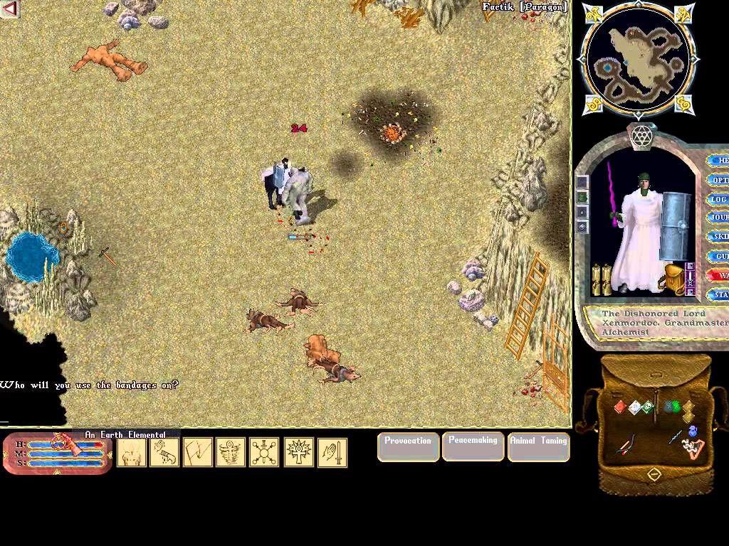 Oyunların dinamiklerini inceliyoruz #2: Ultima Online –