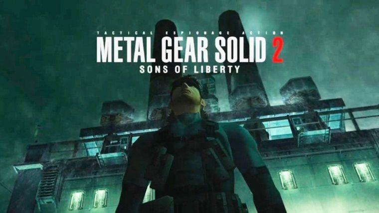 Metal Gear Solid 2 efsane fragmanı AI ile 4K'ya çevrildi