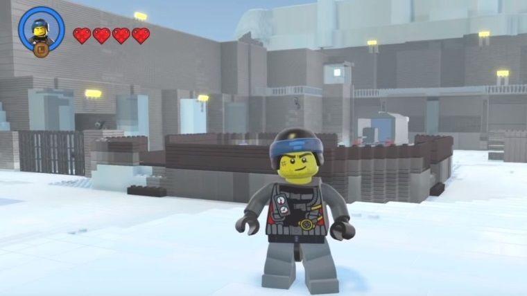 Metal Gear Solid Lego Ile Birlesirse Nasil Olur