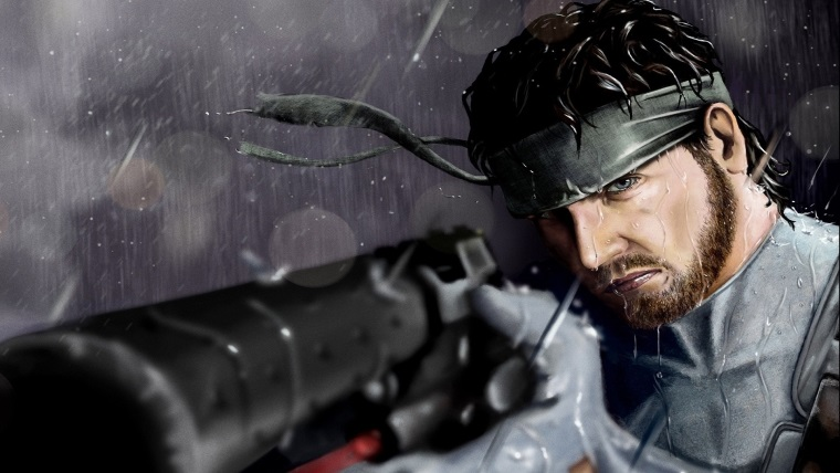 Metal Gear Solid filminin senaryosu Jurassic World'den
