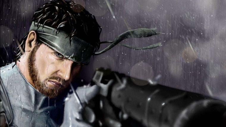 Metal Gear Solid'in kamera arkasında neler oluyor?