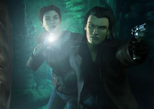 Alone in The Dark: The New Nightmare PS3'e hazır