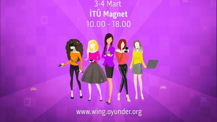 Oyun dünyasının kadınları İstanbul'da bir araya geliyor
