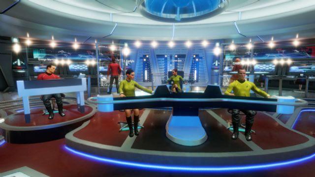 Star Trek: Bridge Crew'ın çıkış fragmanı yayımlandı