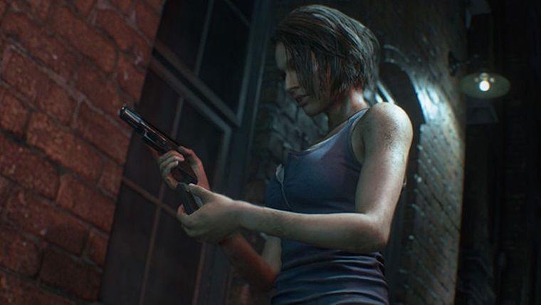Resident Evil 3 Remake demosunu baştan sona oynadılar