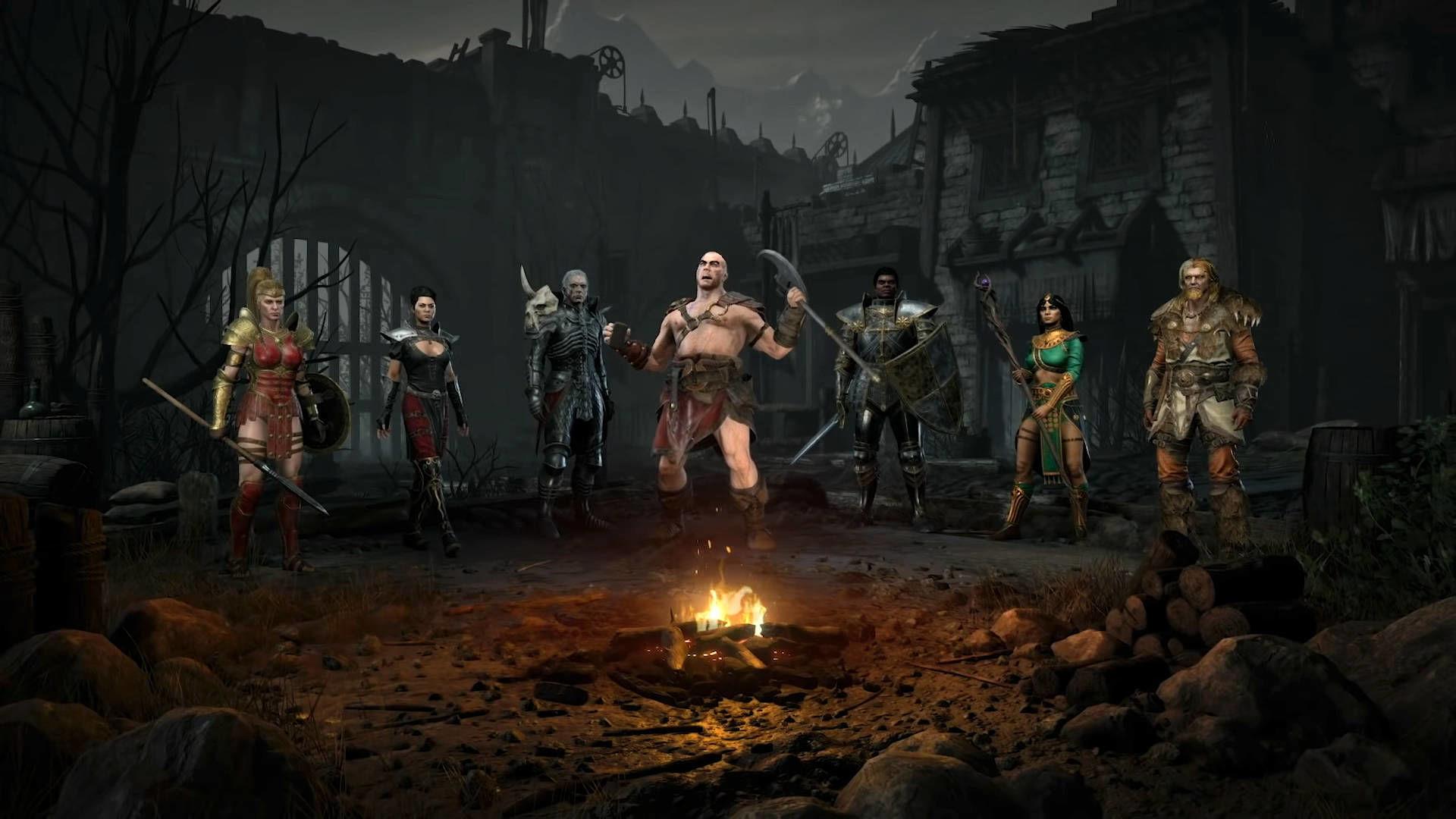 Diablo 2: Resurrected açık betası Cuma günü başlıyor