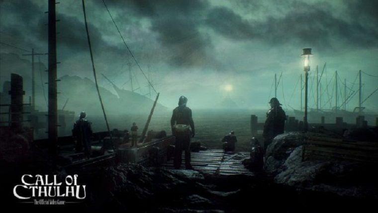 Videosu yayınlanan Call of Cthulhu, atmosferiyle dikkat çekiyor