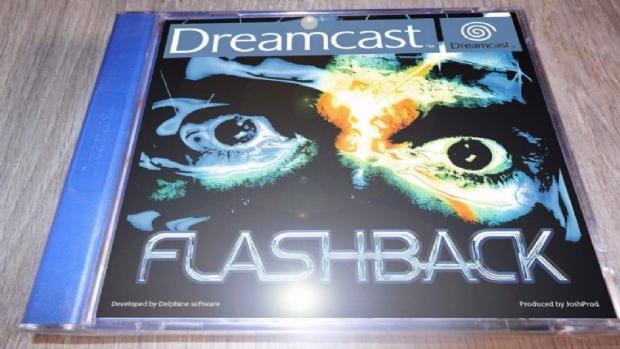 Klasik Flashback, Dreamcast'e portlandı