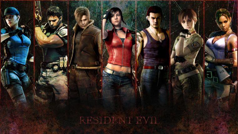 Birisi Resident Evil ve House of the Death'i yeniden yapıyor