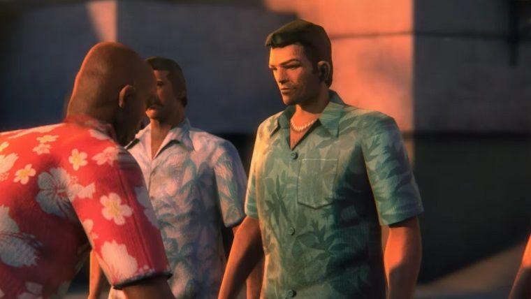 GTA Vice City için harika bir gerçekçi grafik modu yayınlandı