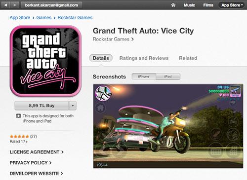Vice City bugün yeniden doğdu