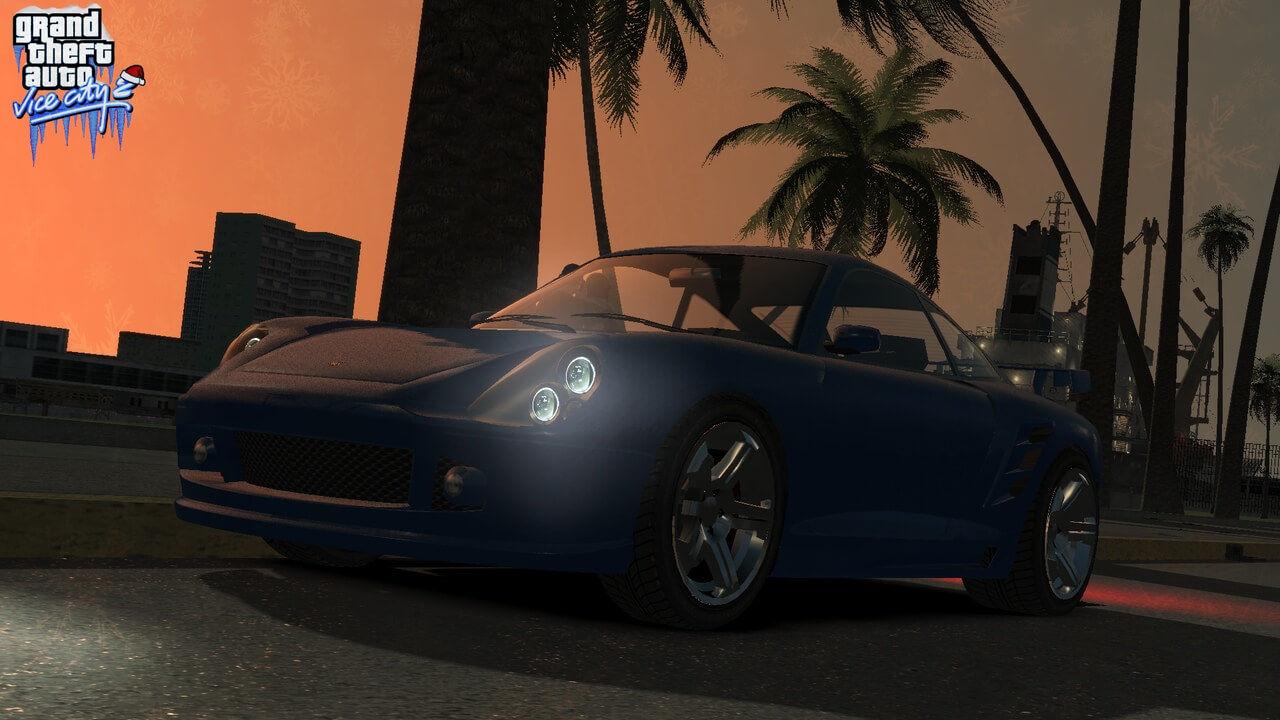 GTA: Vice City Remastered projesinden ekran görüntüleri geldi