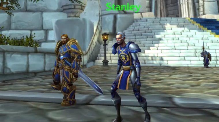 World of Warcraft geliştiricilerinden Stan Lee göndermesi