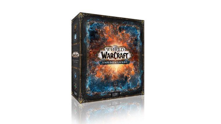 World of Warcraft Shadowlands Koleksiyon Sürümü detayları açıklandı