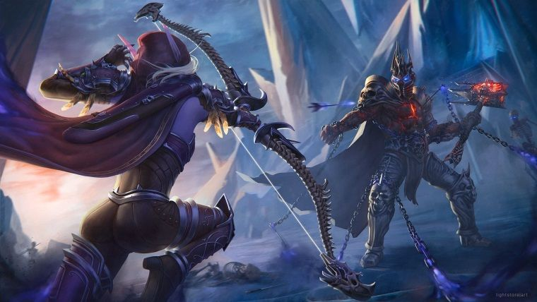 World of Warcraft Shadowlands : Oyuncuları neler bekliyor?