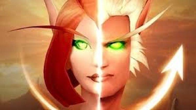 World of Warcraft Shadowlands cinsiyet değiştirmeyi ücretsiz yapıyor