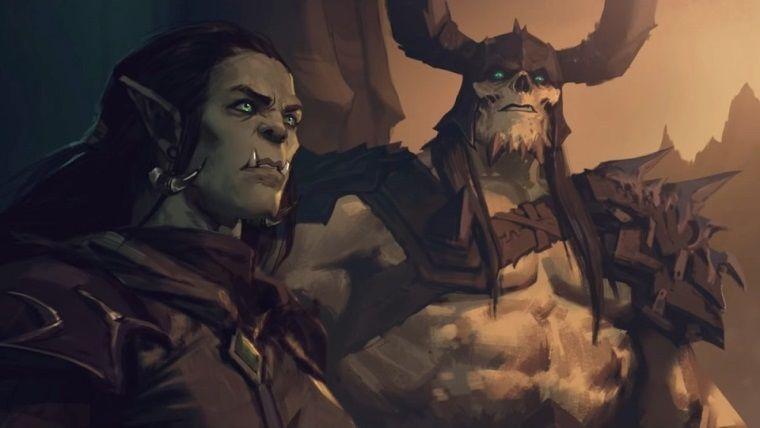 World of Warcraft Shadowlands için yeni video yayınlandı