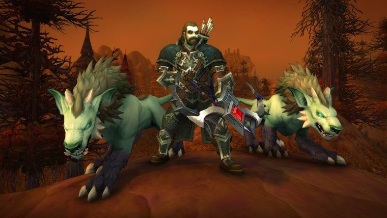 World of Warcraft'ta Shadowlands Scourge istilası başladı