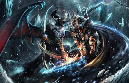 World of Warcraft Tarihi - Illidan 2