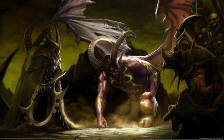 World of Warcraft Tarihi - Illidan 3