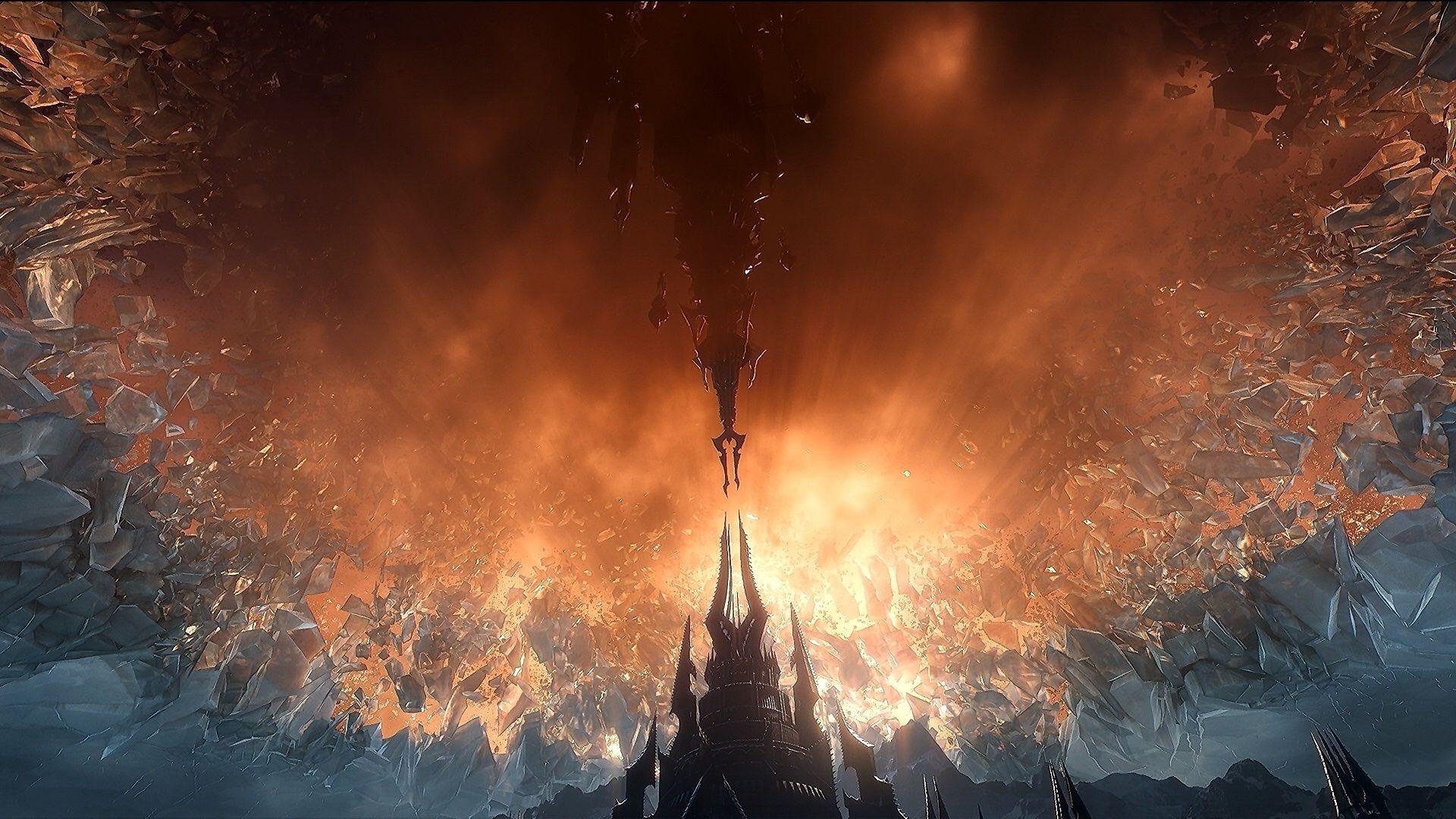 World of Warcraft: Shadowlands Alpha İnceleme