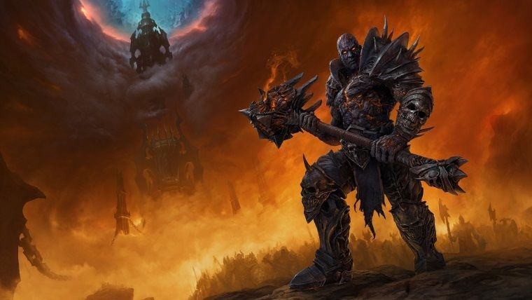 World of Warcraft genişleme paketi Shadowlands çıktı